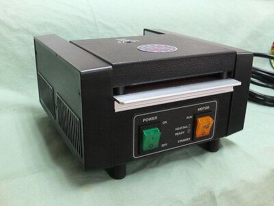 """TLC 5500T Pouch Laminator Machine with thermometer 4-7/16""""  New Other!"""