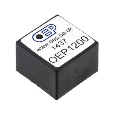 1 x OEP1200D 600Ω 1:1 Ratio Telecom Line Isolating Transformer BABT Through Hole
