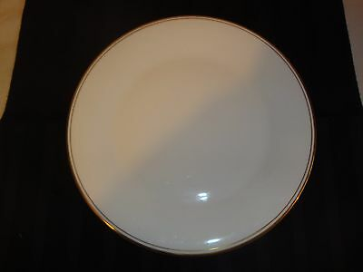Royal Doulton Gold Concord Dinner Plate