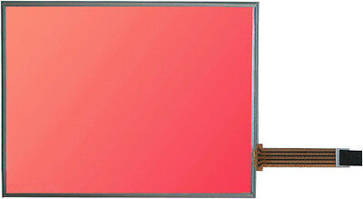 10.4-inch 4-Wire Resistive Touch Screen