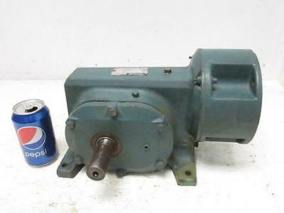 Good Reliance M94414 Gear Reduction Reducer Box Ratio 1:192 Input RPM 1750