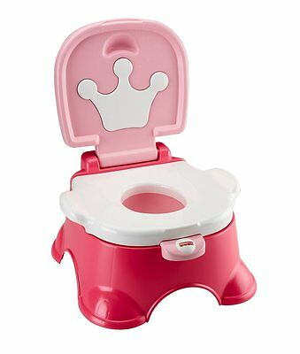 Kids Potty Training Chair Seat Baby Toddler Toilet Pee Trainer Step Stool Girls