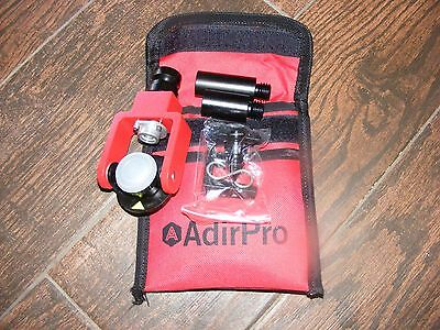 AdirPro Mini Prism System w/ Center Vial 720-04 Total Station, Surveying Topcon