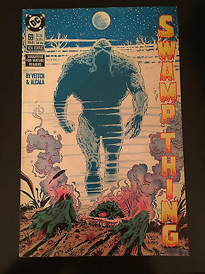 Swamp Thing (1982 2nd Series) #69 VF Very Fine DC Comics