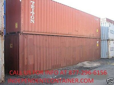 SALE 40' Cargo Container / Shipping Container / Storage Container in Columbus OH