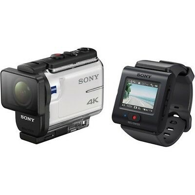 Sony FDR-X3000R With Live-View Remote Kit 4K Action Camera