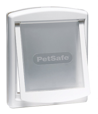 PetSafe Staywell Original 2-Way Pet Door 715EF - Small, White