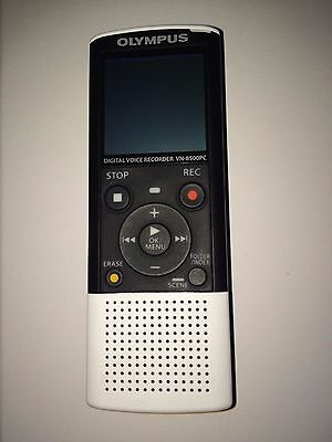 Olympus Digital Voice Recorder VN-8600PC