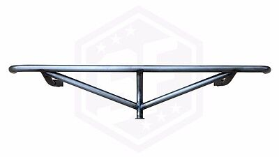 Street Faction Rear Bash Bar w/ Jacking Point for 1989-1994 Nissan 240sx Coupe
