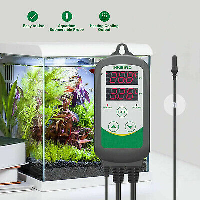 Inkbird ITC-308 Digital Wired Temperature Controller 220v heater cool beer brew