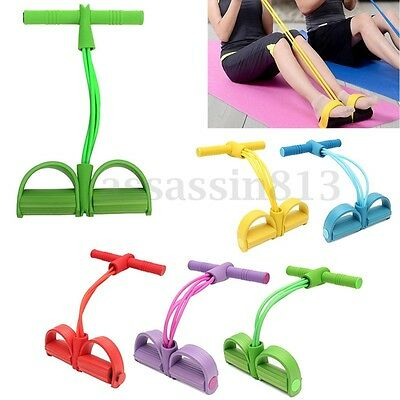 AU Body Tummy Action Rower Abdominal Exercise Fitness Equipment Tool Prevalent