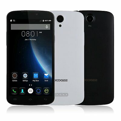 DOOGEE 4G Large Memory 5.5 Inch 1280*720 Smart Phone X6pro Phone For Android F7