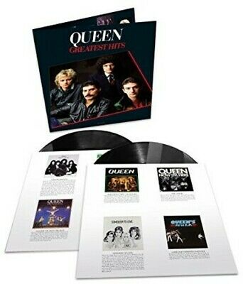 Queen Greatest Hits I Vinyl 2 LP NEW sealed