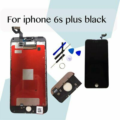 for Black iPhone 6S Plus LCD Display Touch Screen Digitizer Assembly Replacement