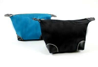 New Cosmetic Makeup Bag Toiletry Purse Holder Beauty  Bag Pouch Storage Compact