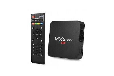 MXQ PRO 4K Smart IPTV BOX Android 6 OR 7 Penta Core 64bit WiFi 8GB MiniPC