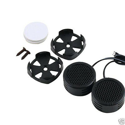 2x 500 Watts Super Power Loud Dome Tweeter Speakers for Car 500W NEW H9 OU