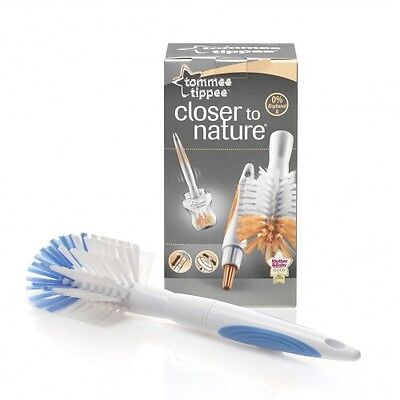 Tommee Tippee closer to nature bottle brush BLUE