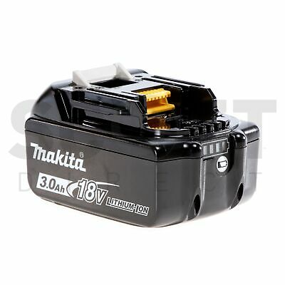 Makita BL1830B 18V 3.0Ah Li-ion Battery c/w Charge Level Indicator