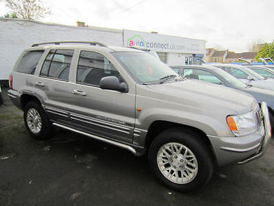 Jeep Grand Cherokee Estate 2.7 CRD auto Limited Diesel