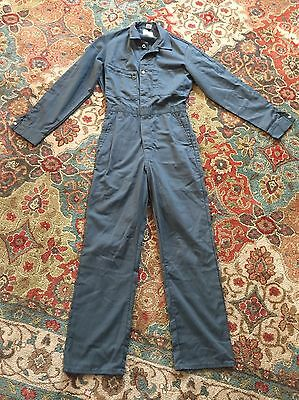 NWOT Vtg Lee Union-Alls Coveralls Sanforized Jumpsuit 34 R Mechanic Shop Unisex