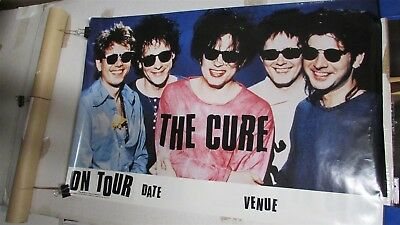 """THE CURE Wild Mood Swings w Discography 20x30"""" Promo CD Store Poster [R418]"""