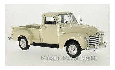 #19836 - Welly Chevrolet 3100 Pick Up - beige - 1953 - 1:18