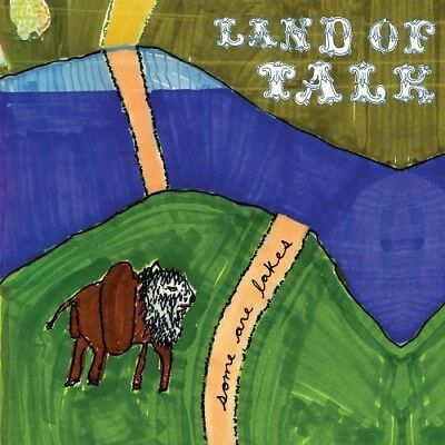 Land Of Talk Some Are Lakes vinyl LP NEW sealed