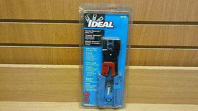 Ideal 30-696 Ratchet Telemaster Crimp Tool - NEW