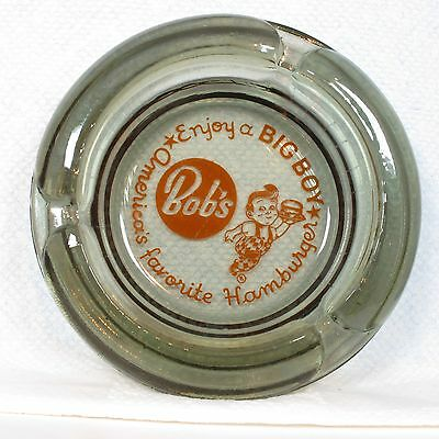 Vintage Bob's Big Boy Restaurant  souvenir ashtray