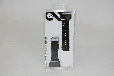 Genuine Case Mate Facets 38mm Smartwatch Band for Apple Watch CM032783