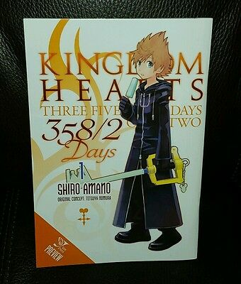 SDCC 2015 Kingdom Hearts 358/2 Days