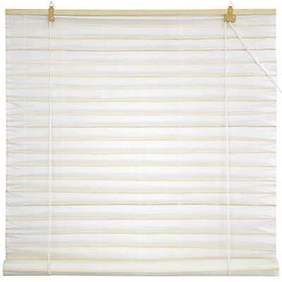 White Roll Up Blinds.Shoji Rice Paper Roll Up Blinds White 2 5 X 6 29