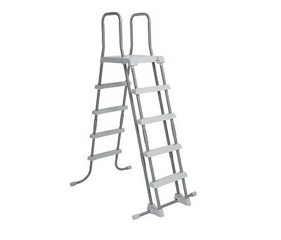 "48-52"" Deluxe Pool Ladder With Removable Steps"