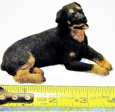 Rottweiler Statue, Perfect Condition, over 20 years old