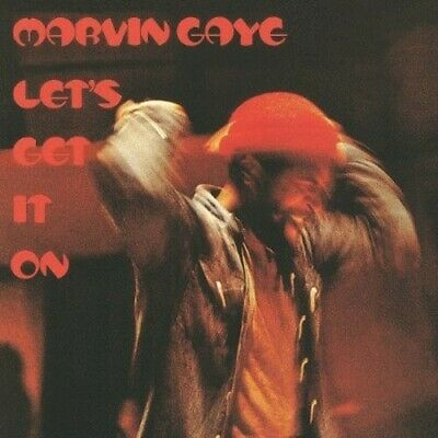 Marvin Gaye Lets Get It On (Ogv) vinyl LP NEW sealed