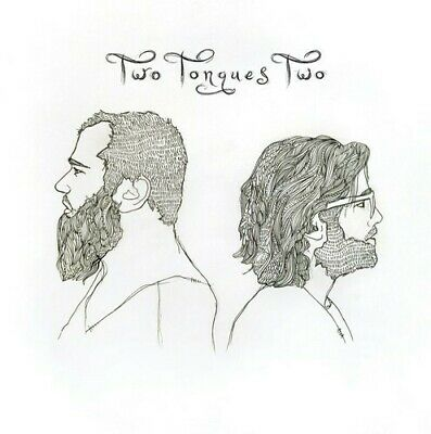 Two Tongues Two Vinyl LP NEW sealed