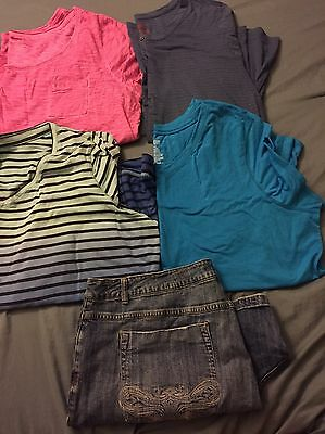 Women's Plus Size 4X (26/28) - Lot Of 5 Items