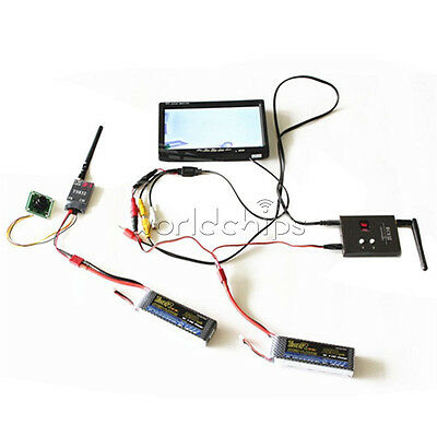 New TS832 32Ch 5.8G 600mw 5km Wireless Audio/Video Transmitter for FPV RC