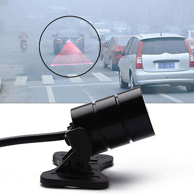 Anti Collision Car Laser Tail Fog Parking Warning Light for BMW E46 Ford Focus 2