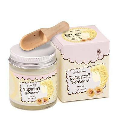 [LITTLE BABY] Rapunzel Enhance Growth Hair Treatment with Sesame Seed Oil 200g
