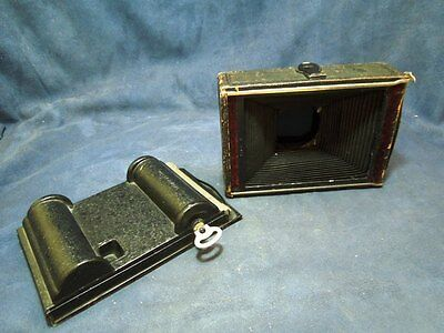 2 Old Camera Parts Found In Estate - Zeiss Ikon