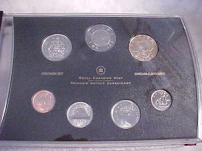 2006 Canada Specimen Set - Royal Canadian Mint
