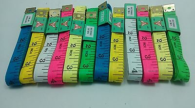 Body Measuring Ruler Sewing Cloth Tailor Tape Measure 150cm/60inch