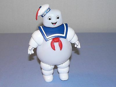 """Ghostbusters Stay Puft Puffed marshmallow man action figure 2016 6"""" plastic"""