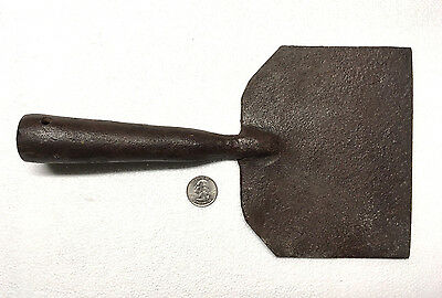 Antique whaling blubber or cutting spade from New Bedford