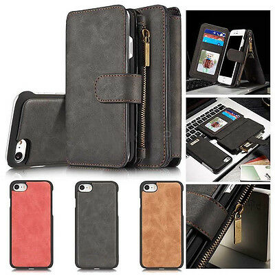 R15 R17 Leather Wallet Card Flip Case Cover OPPO F1s R9s R11S A57 A73 AX5 A3s 7