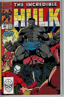 Incredible Hulk - 369 - Marvel - May 1990