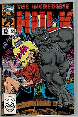 Incredible Hulk - 373 - Marvel - September 1990