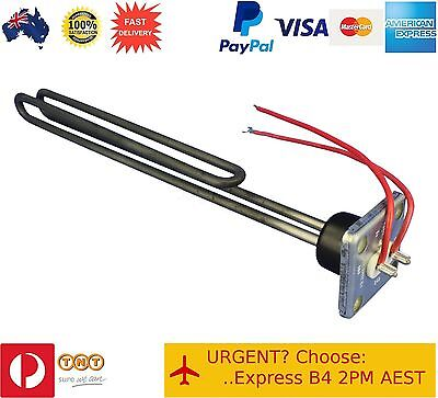 3.0Kw 240V Hot Water Tank Heater Element Incoloy Aquaheat Immersion